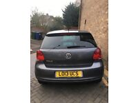 Grey VW Polo low mileage good condition looking for a new owner