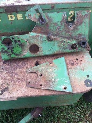 John Deere 24t Baler Knotter And Cam Mounting Brackets
