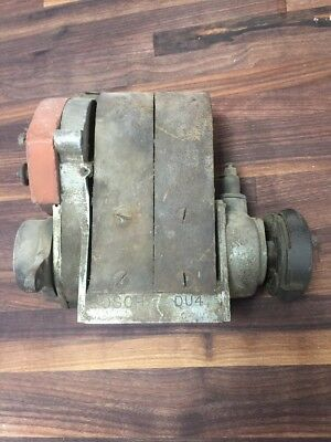 Bosch Du 4 Magneto Ed7 V4 Vintage Tractor Clockwise