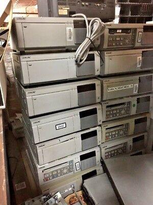 Sony Hsr-1 Digital Video Surveillance Recorder Cassette Dvr Time Lapse - Used