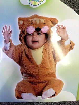 Cesar M952-001 Katzenbaby Größe 74 Löwe Katze Fasching - Löwe Kostüm Baby