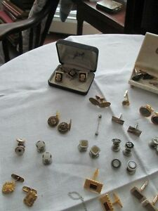 Beautiful Collection of Cuff Links - Tie Clips, Etc. Kitchener / Waterloo Kitchener Area image 4