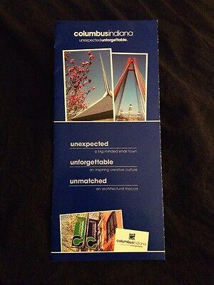 Columbus Indiana Brochure