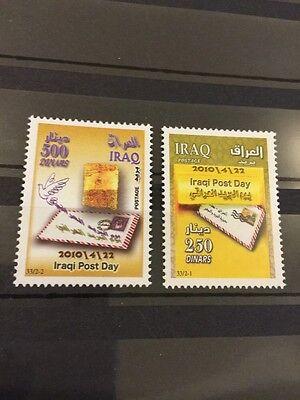 Iraq MNH Stamps 2010 Iraqi Post Day