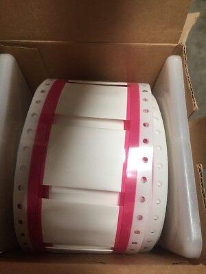 New Box Of Raychem Wire Id Shrinkmark 250-2-9 Wire Size 1 - 250 White