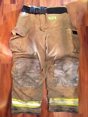 Firefighter Turnout Bunker Pants Globe 44x32 G Extreme Halloween Costume 2006