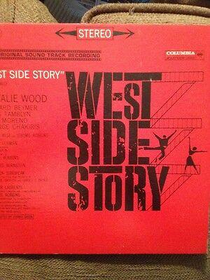 West Side Story Natalie Wood Rita Moreno Richard Beymer Russ Tambly Soundtrack L