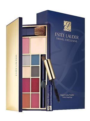 Estee Lauder TRAVEL EXCLUSIVE PALETTE Compact MASCARA Eye Shadow LIPSTICK NIB ()