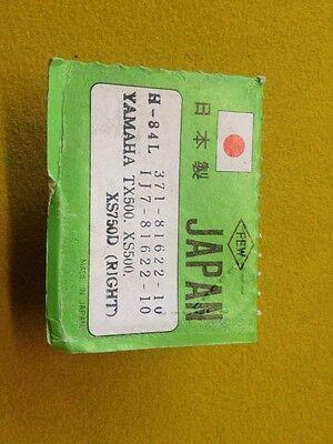 <em>YAMAHA</em> RD250DX TX500 XS500 XS750 IGNITION POINTS 371 81622 10 R 1J7 82