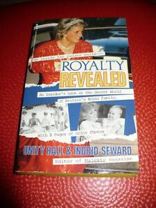 ROYALTY REVEALED ( Book )
