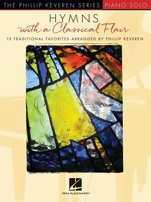 Hymns with Classical Flair Sheet Music 15 Traditional Favorites Piano 000269407