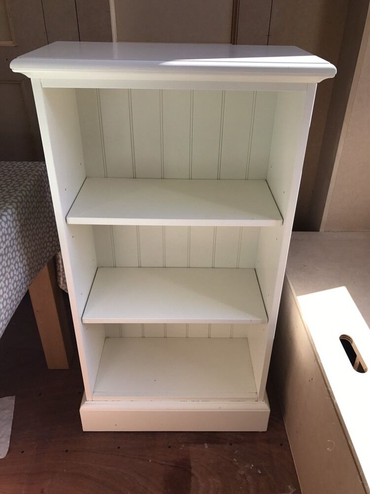 Little White Company Bookcase