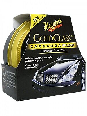 Meguiar`s Gold Class Carnauba plus Premium Paste Wax 311g 70,74EUR/Kg