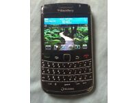Blackberry bold 9700 Black - Locked ROGERS - Azerty Keypad