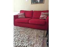 3 Seater Sofa !! x2 identical or will split !!