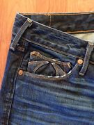 Womens True Religion Jeans Johnny