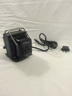 American NorthStar Step Down Transformer 220V In / 110V Out 300 Watts