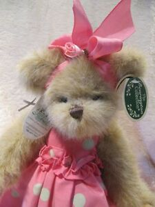 Bearington Bear Collection - Patsy Polkadots Strathcona County Edmonton Area image 2