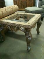 Beautiful new coffee table or side table