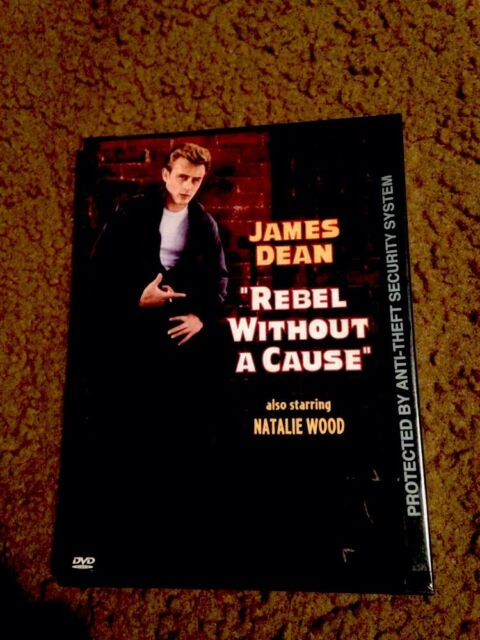 Rebel Without a Cause (DVD, 1999) James Dean, Natalie Wood Brand New!!