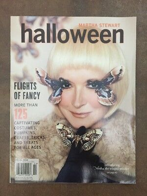 MARTHA STEWART: HALLOWEEN Magazine Back Issue 2011](Take Back Halloween)
