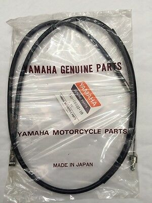 <em>YAMAHA</em> RD250 CLUTCH CABLE DX C D E F GENUINE PART 1A02633510