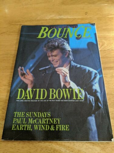 David Bowie tower records