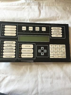 Gamewell Annunciator Fire Alarm Board 30867 1 Year Protection Plan Included