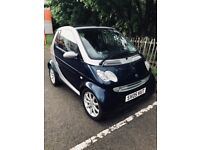 SPAIRES OR REPAIRES 2005 SMART CAR CONVERTIBLE NO MOT STARTS AND DRIVES PLUS 2 TRANSITS FOR PARTS..
