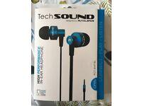 Brand new headphones