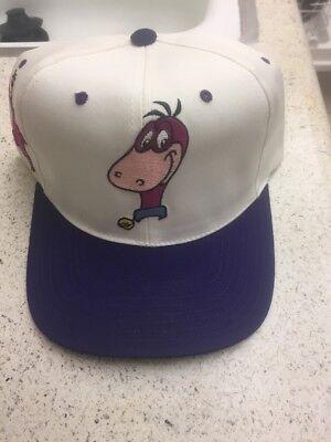 The Flintstones DINO Cap Hat  BEDROCK 1994 NEW](Flintstones Adults)