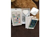 iPhone 5S Vodafone/ Lebara 16GB Gold Immaculate Condition