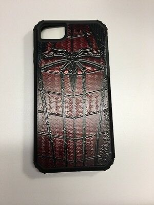 iPhone 6  7 8 Spiderman Slim Armor Cell Phone Case Avengers Marvel