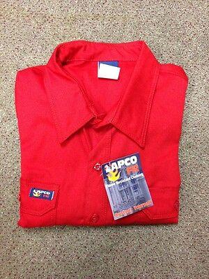 Lapco Flame Retardant 7oz Welding Shirt Medium