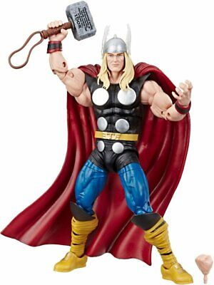 Marvel - Legends Series 80th Anniversary Thor - Multi, Free Shipping
