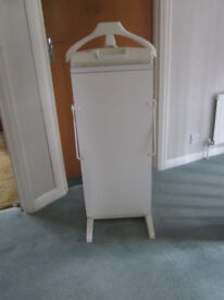 CORBY TROUSER PRESS 7700c GREAT CONDITION - WHITE
