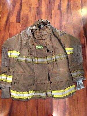 Firefighter Globe Turnout Bunker Coat 50x35 G-xtreme Halloween Costume 2006