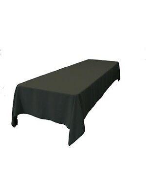 LinenTablecloth 60 x 102-Inch Rectangular Polyester Tableclo