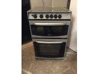 Silver Cannon Very Nice Gas Cooker 60cm Wide (Fully Working & 4 Month Warranty)