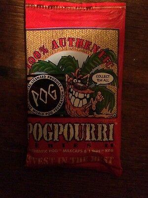 Pogs Pogpourri Series 2 Sealed Pack 1994