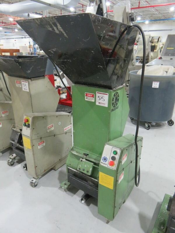 Rapid 616-SR Granulator w/ 2.55-kW Motor