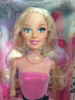"Barbie Best Fashion Friend Large 28"" Doll - Brand New! Free Shipping!"