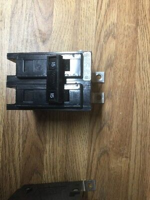 Cutler Hammer 15 Amp 2 Pole Breaker Type Ba