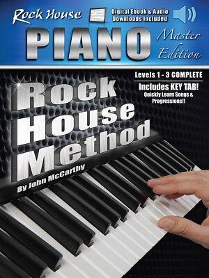 Tastatura pian in romn este simplu s cumprai ebay pe zipy the rock house piano method master edition rock house book and online 000250951 fandeluxe Images