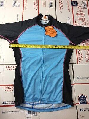 Champion System Women/'s Graham Watson Cycling Jersey  Extra Large XL 4756-24