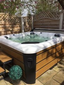 Balboa hot tub