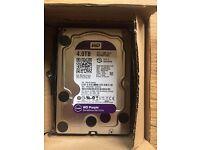 Western Digital WD40PURX 4TB Internal 3.5