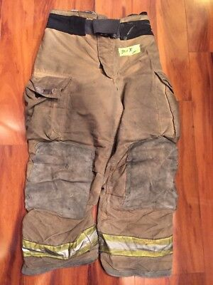Firefighter Turnout Bunker Pants Globe 38x30 G Extreme Halloween Costume 2006