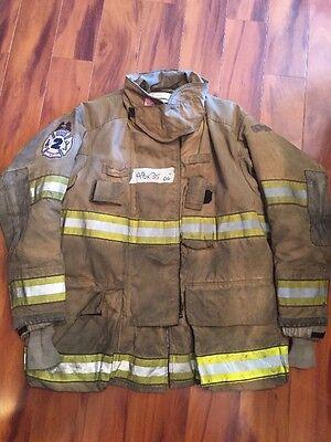 Firefighter Globe Turnout Bunker Coat 48x35 G-xtreme Halloween Costume