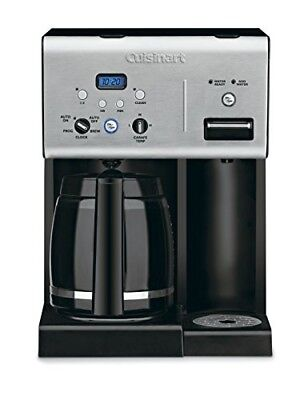Cuisinart CHW-12 Coffee Addition 12-Cup Programmable Coffeemaker w/ Hot Water System